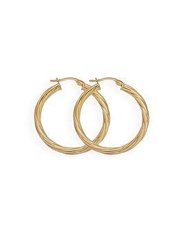 bracci-bracci-9ct-yellow-gold-twist-creole-30mm-earrings