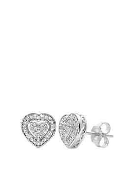 love-diamond-sterling-silver-15-point-diamond-heart-earrings