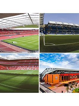 Virgin Experience Days Football Tour For 2  Man Utd