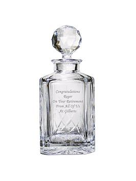 personalised-cut-crystal-decanter