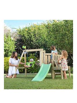 tp-forest-toddler-wooden-swing-set-amp-slide