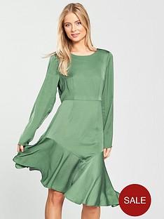 vero-moda-elsa-asymmetricalnbspdress-ivy