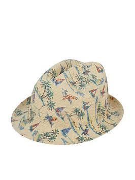 monsoon-herbie-print-trilby-hat