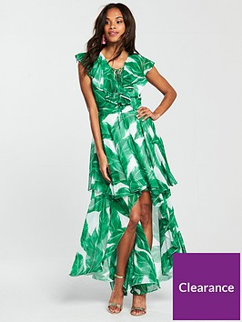 v-by-very-printed-frill-maxi-dress-palm-print