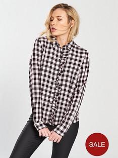 noisy-may-noisy-may-erika-long-sleeve-front-frill-shirt