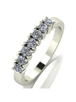 Love DIAMOND Love Diamond Love Diamond 9Ct Gold Claw Set 50 Point Diamond  ... Picture