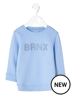 river-island-mini-boys-crew-blue-nyc-applique-top
