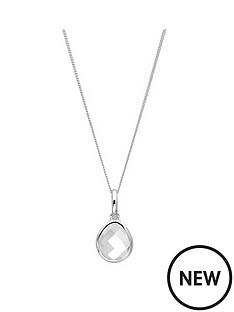 the-love-silver-collection-sterling-silver-white-topaz-semi-precious-april-birthstone-pendant