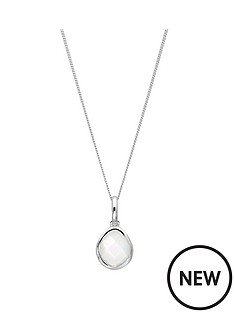 the-love-silver-collection-sterling-silver-organic-oval-moonstone-semi-precious-june-birthstone-pendant