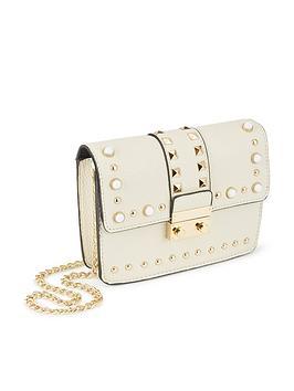 miss-selfridge-miss-selfridge-cream-elevated-stud-amp-pearl-crossbody-bag