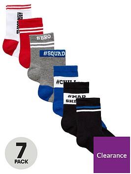 v-by-very-7-pk-mad-skills-slogan-socks