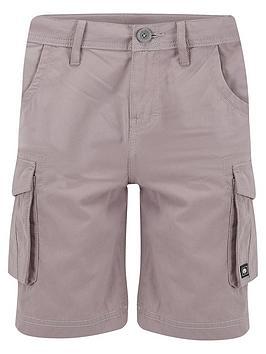 animal-boys-grey-cargo-shorts