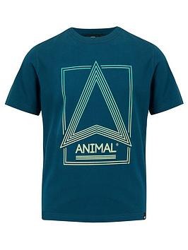 animal-boys-blue-graphic-tee
