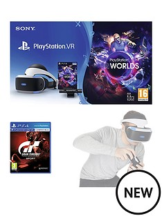 playstation-vr-starter-pack-with-gran-turismo-sport-and-vr-worlds