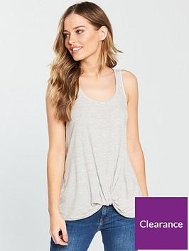 v-by-very-knot-front-vest-stripe