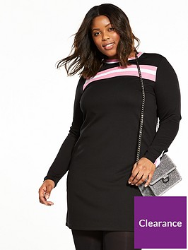 junarose-curve-charme-jersey-dress