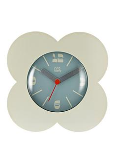 orla-kiely-spot-flower-cream-alarm-clock