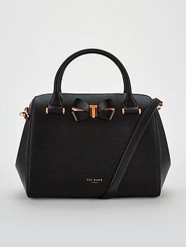 ted-baker-bowsiia-bow-detail-small-bowler-handbag-blacknbsp