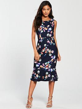 phase-eight-rosemont-floral-print-dress