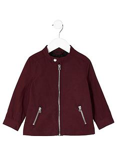 river-island-mini-boys-dark-red-racer-neck-jacket