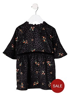 river-island-mini-girls-floral-print-devore-babydoll-dress