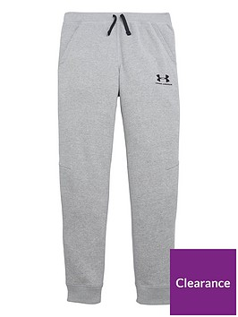under-armour-boys-cotton-fleece-joggers-grey-heathernbsp