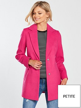 v-by-very-petite-single-breasted-formal-coat-pinknbsp