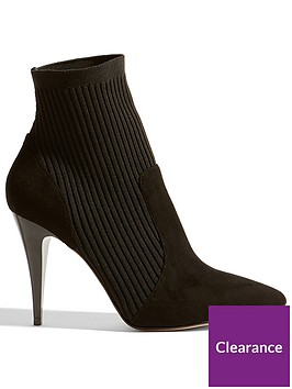 karen-millen-knitted-stretch-boot