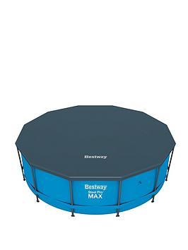 bestway-12-ft-flowclear-steel-frame-pool-cover