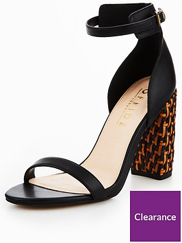 office-hip-high-weave-heel-shoe-black