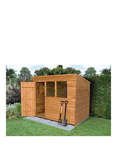 forest-forest-8x6ft-great-value-overlap-shed-pent-roof-with-windows-plus-base-assembly