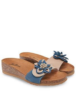 joe-browns-leather-wedge-sandal-blue
