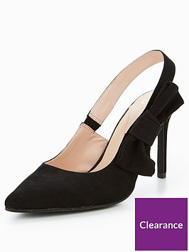 coast-helena-bow-court-shoe-black