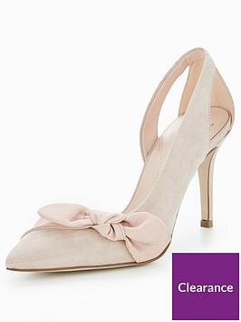 coast-eline-bow-court-shoes-blush