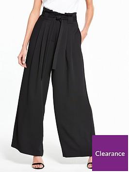 river-island-wide-leg-trouser--black