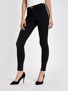river-island-river-island-molly-long-leg-skinny-jeans--black