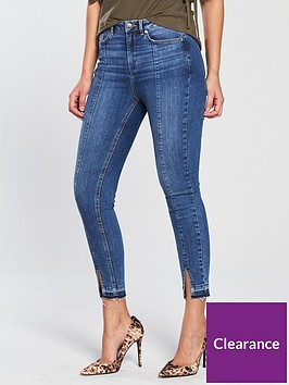 v-by-very-ella-high-waisted-seam-front-skinny-jeans-mid-wash