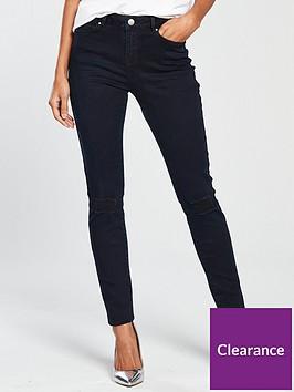 v-by-very-premium-rip-knee-skinny-jean-ink
