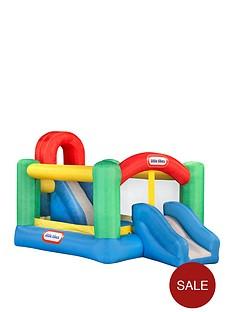 little-tikes-jump-amp-double-slide-bouncy-castle