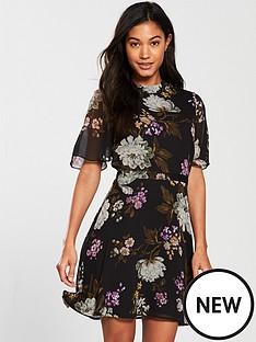 warehouse-molly-print-dress-black-floral
