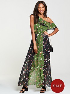 v-by-very-mixed-print-maxi-dress
