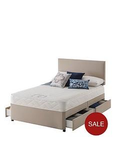 layezee-made-by-silentnightnbsplayezee-fenner-bonnel-memory-divan-bed-with-storage-options
