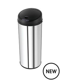 morphy-richards-chroma-42-litre-round-sensor-bin