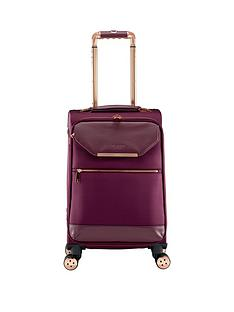 ted-baker-albany-4-wheel-trolley-cabin-case