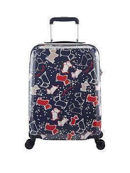 radley-speckle-dog-4-wheel-cabin-case