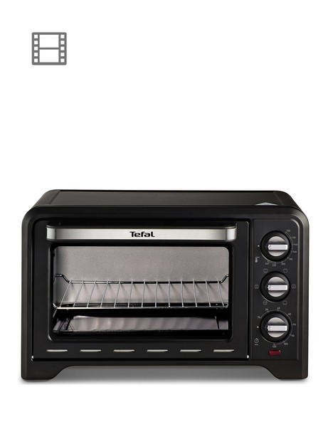 tefal-optimo-19l-oven-of445840-with-rotisserie-nbsp--black