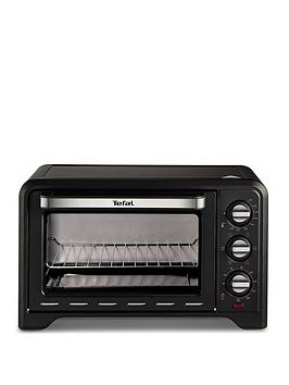 Tefal Tefal Optimo 19L Oven Of445840 With Rotisserie  - Black Picture