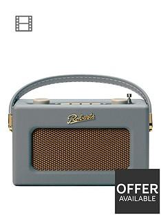 roberts-unonbspdigital-radio-with-alarms-dove-grey