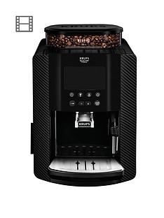 krups-arabica-digital-ea817k40-automatic-espresso-machinenbsp-nbspcarbon