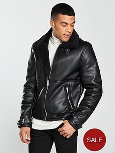 river-island-shearling-jacket